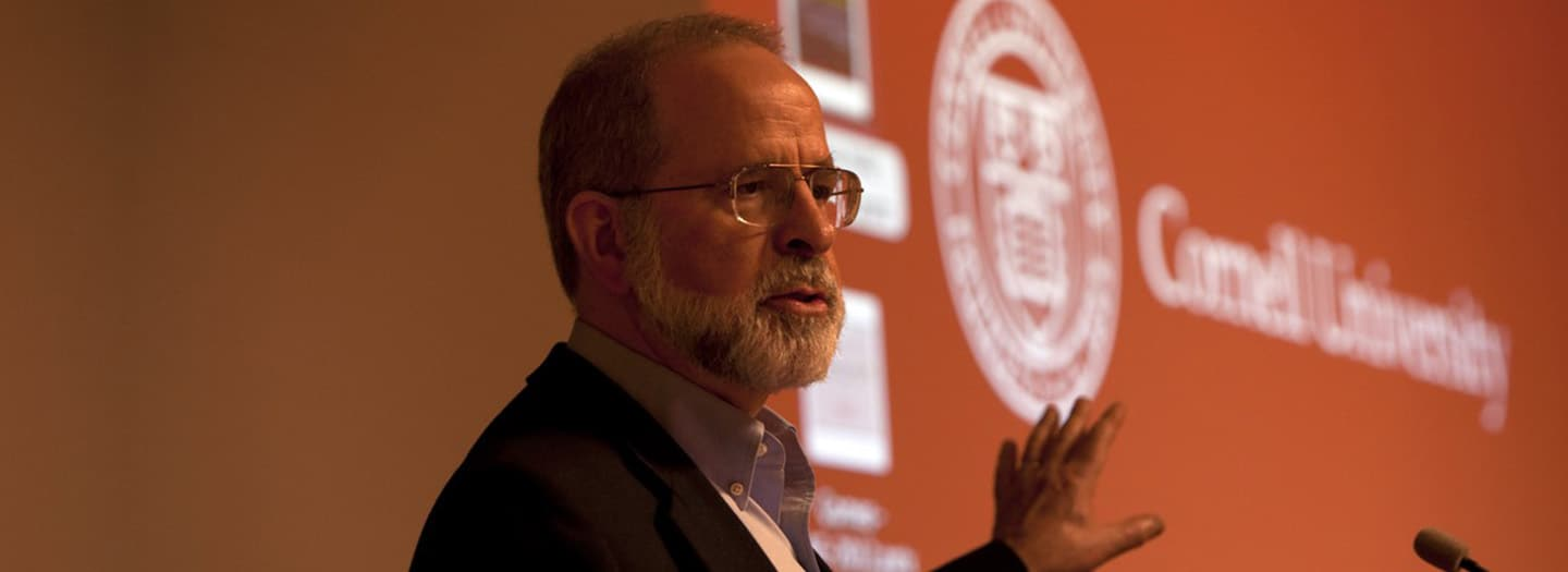 Francis DiSalvo Lecturing