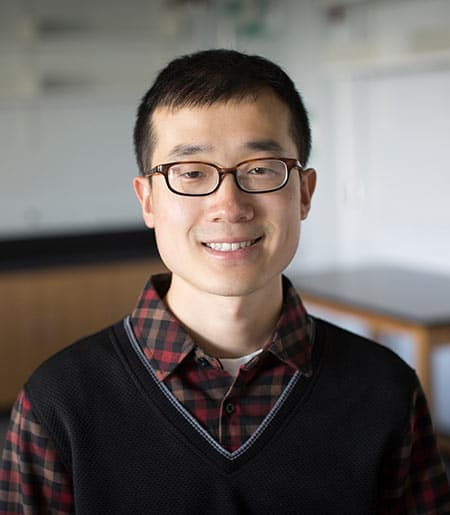 Professor Song Lin