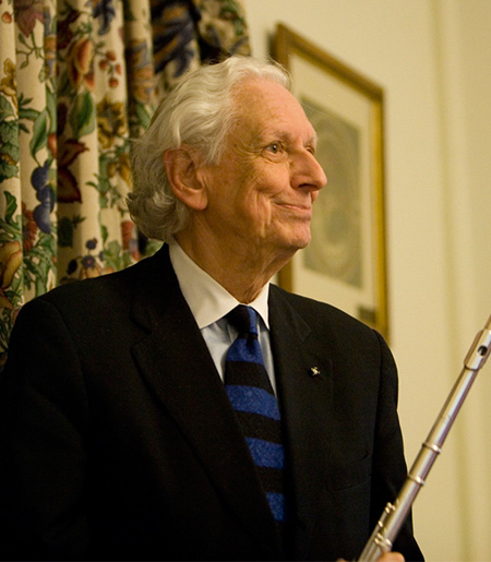 Professor Emeritus Jerrold Meinwald